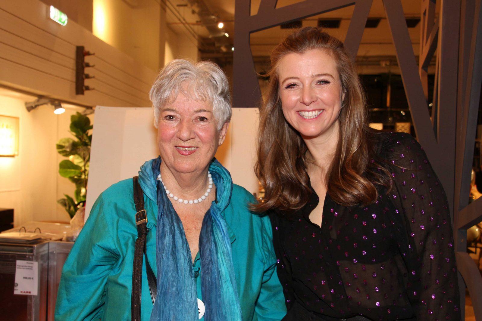 Barbara von Johnson & Nina Eichinger