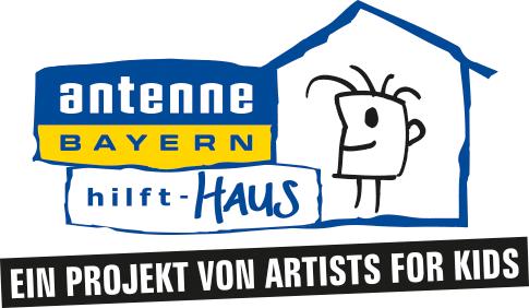 Antenne Bayern hilft - Haus Logo