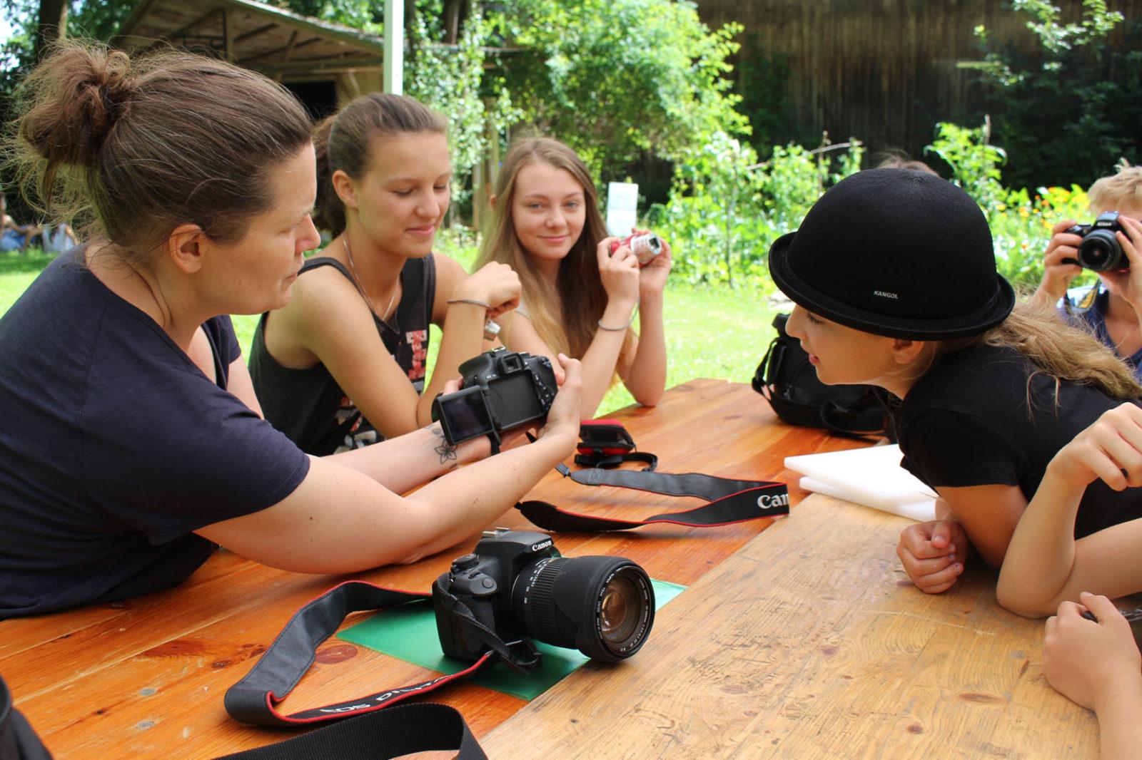 Jugendkulturtage 2016 Fotoworkshop