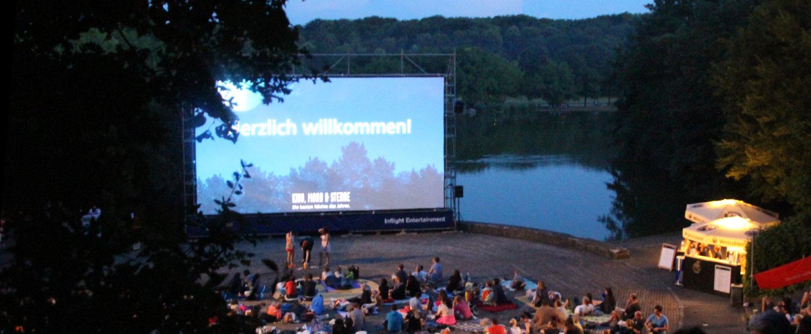Benefizvorstellung Kino, Mond & Sterne 2018