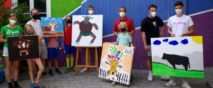 Social Day mit dem Münchener Verein