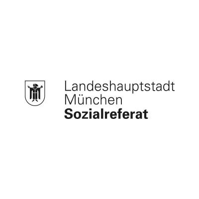 Landeshauptstadt München Sozialreferat Logo