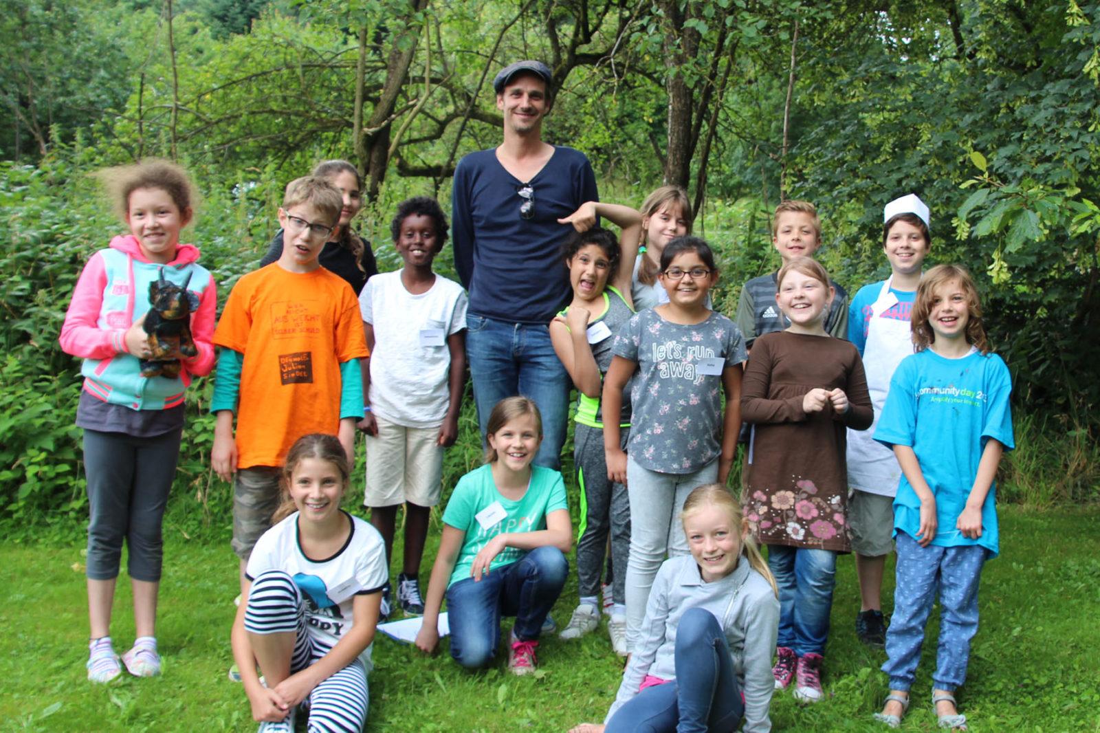Max von Thun Jugendkulturtage 2016