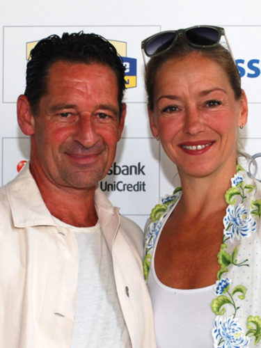 Max Tidof mit Lisa Seitz