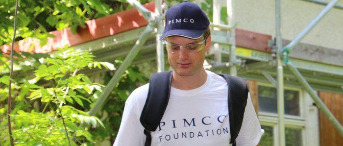 Social Day mit Pimco